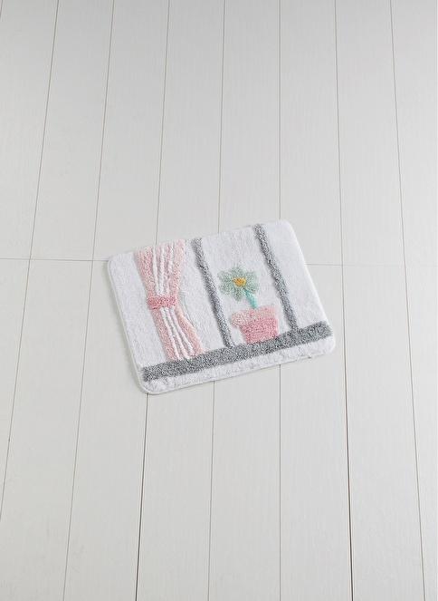Chilai Home Bodrum Paspas 50x60 Cm  Beyaz